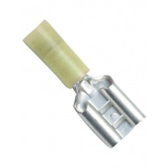 12-10 AWG .250 Nylon Disconnect Terminal 25-Pack