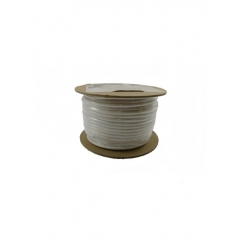 10 AWG White Primary Marine Wire 100 Foot Roll | Cobra A2010T-05-100
