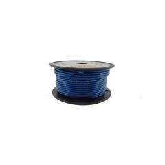 14 AWG Dark Blue Primary Marine Wire 100 Foot Roll | Cobra A1014T-02-100