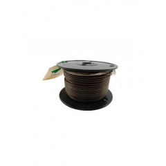 14 AWG Brown Primary Marine Wire 100 Foot Roll   Cobra A1014T-06-100