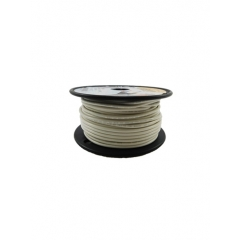 14 AWG White Primary Marine Wire 100 Foot Roll | Cobra A1014T-05-100
