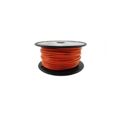 16 AWG Orange Primary Marine Wire 100 Foot Roll | Cobra A1016T-15-100