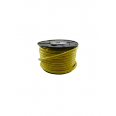 2/0 AWG Yellow Marine Battery Cable 100 Foot Roll | Cobra A2120T-04-100