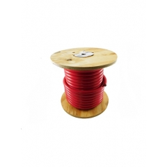 4/0 AWG Red Marine Battery Cable 100 Foot Roll | Cobra A2140T-01-100