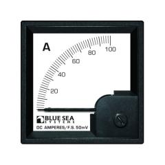 DC Analog Din Meter-Ammeter 0-100A