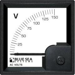 Blue Sea Systems 1056 AC Analog Voltmeter