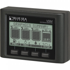 Blue Sea 1800 VSM 422 Vessel Systems Monitor