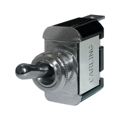 On-Off-ON Weather Deck Toggle Switch