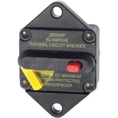 285-Series Circuit Breaker - Panel Mount 80A