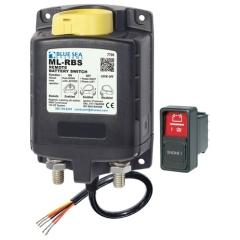 ML-Series Heavy Duty Remote Battery Switch