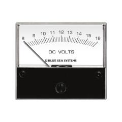 DC Analog Voltmeter - 8 to 16V DC