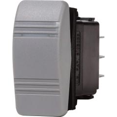 Blue Sea 8218 On-Off Gray Contura Switch