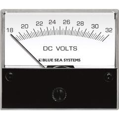 Blue Sea 8240 8-32 Volt DC Analog Voltmeter