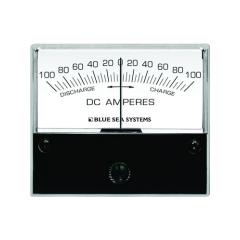 DC Zero Center Ammeter