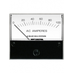 AC Analog Ammeter With Coil