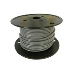 16 AWG Gray Primary Marine Wire 100 Foot Roll | Cobra A1016T-13-100