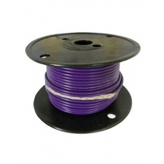 16 AWG Purple Primary Marine Wire 100 Foot Roll | Cobra A1016T-14-100