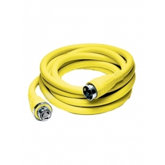 Hubbell HBL61CM52 50 Amp 125/250 Volt Molded 50 Foot Shore Cable