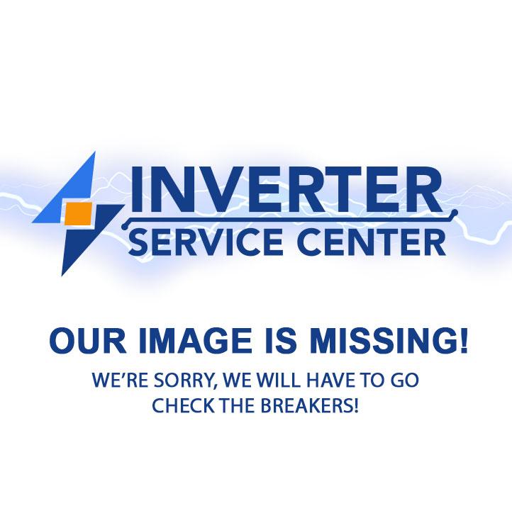 3000 Watt 120VAC Inverter With 125 Amp PFC Charger 12VDC