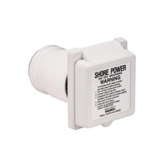 50 Amp 125 Volt Standard Power Inlet