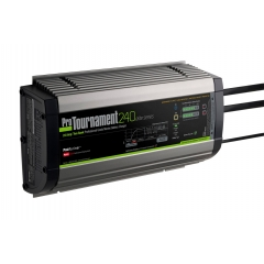 ProTournament Elite 240 Dual Waterproof Battery Charger | ProMariner  52024