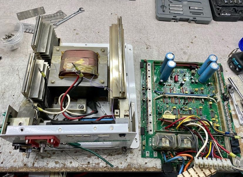 Out-of-Warranty Inverter Repairs